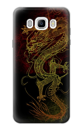 Printed Chinese Dragon Samsung Galaxy J7 (2016) Case