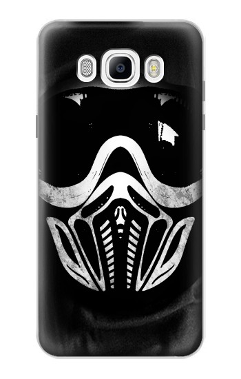 Printed Paintball Mask Samsung Galaxy J7 (2016) Case