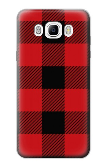 Printed Red Buffalo Check Pattern Samsung Galaxy J7 (2016) Case