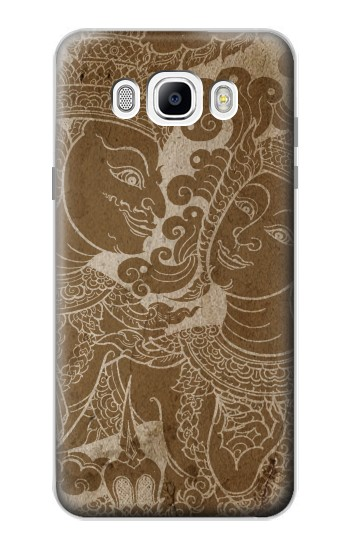 Printed Thai Traditional Art Samsung Galaxy J7 (2016) Case