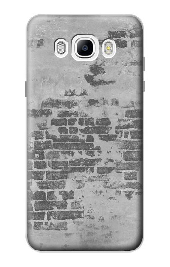 Printed Old Brick Wall Samsung Galaxy J7 (2016) Case