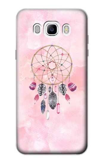 Printed Dreamcatcher Watercolor Painting Samsung Galaxy J7 (2016) Case