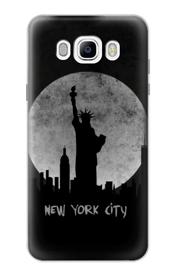 Printed New York City Samsung Galaxy J7 (2016) Case