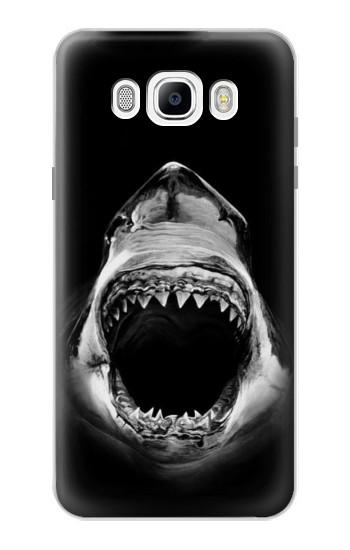 Printed Great White Shark Samsung Galaxy J7 (2016) Case