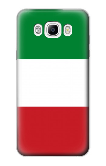 Printed Flag of Italy and Mexico Samsung Galaxy J7 (2016) Case