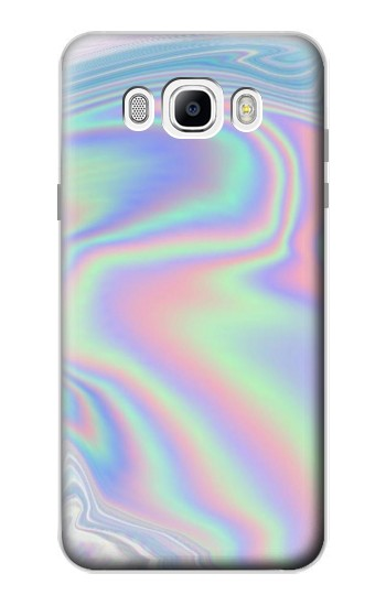 Printed Pastel Holographic Photo Printed Samsung Galaxy J7 (2016) Case