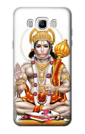Printed Lord Hanuman Chalisa Hindi Hindu Samsung Galaxy J7 (2016) Case