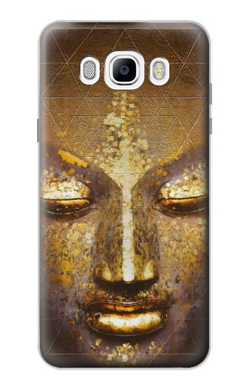 Printed Magical Yantra Buddha Face Samsung Galaxy J7 (2016) Case