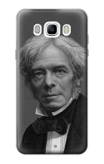 Printed Michael Faraday Samsung Galaxy J7 (2016) Case
