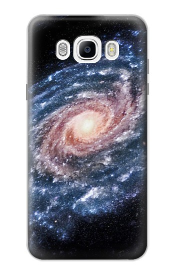 Printed Milky Way Galaxy Samsung Galaxy J7 (2016) Case