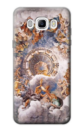 Printed The Assembly of Gods Samsung Galaxy J7 (2016) Case