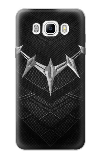 Printed Black Panther Inspired Costume Necklace Samsung Galaxy J7 (2016) Case