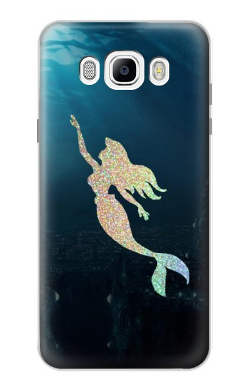 Printed Mermaid Undersea Samsung Galaxy J7 (2016) Case