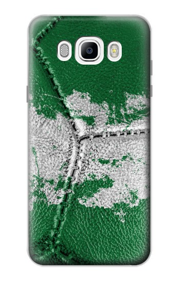 Printed Nigeria Flag Vintage Football 2018 Samsung Galaxy J7 (2016) Case
