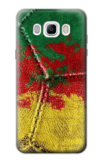 Printed Senegal Flag Vintage Football 2018 Samsung Galaxy J7 (2016) Case