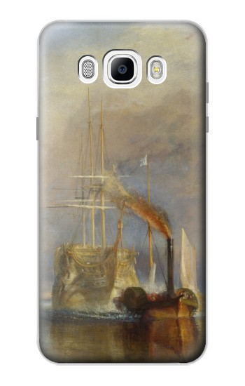 Printed Joseph Mallord William Turner The Fighting Temeraire Samsung Galaxy J7 (2016) Case