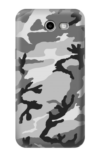 Printed Snow Camo Camouflage Graphic Printed Asus Zenfone 2 Laser ZE500KL Case