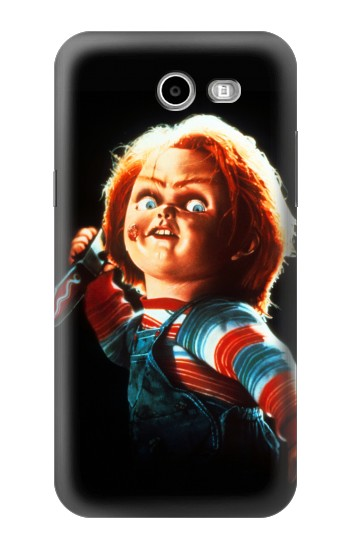 Printed Chucky With Knife Asus Zenfone 2 Laser ZE500KL Case