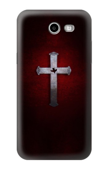 Printed Christian Cross Asus Zenfone 2 Laser ZE500KL Case
