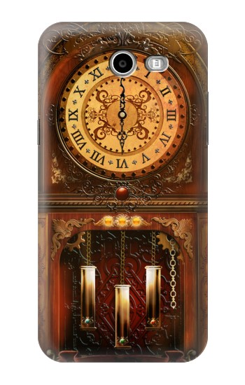 Printed Grandfather Clock Asus Zenfone 2 Laser ZE500KL Case