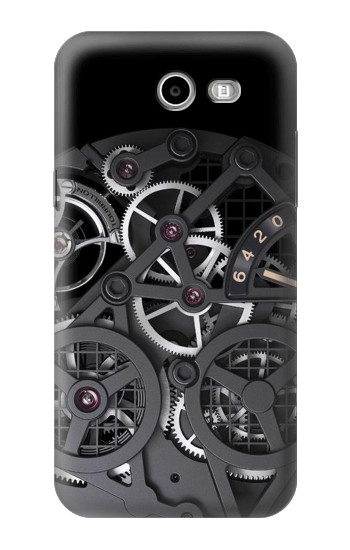 Printed Inside Watch Black Asus Zenfone 2 Laser ZE500KL Case