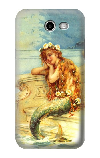 Printed Little Mermaid Painting Asus Zenfone 2 Laser ZE500KL Case