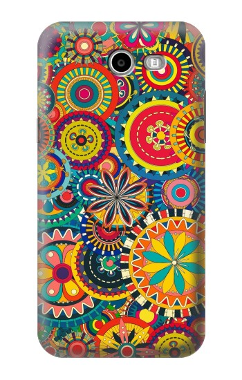 Printed Colorful Pattern Asus Zenfone 2 Laser ZE500KL Case