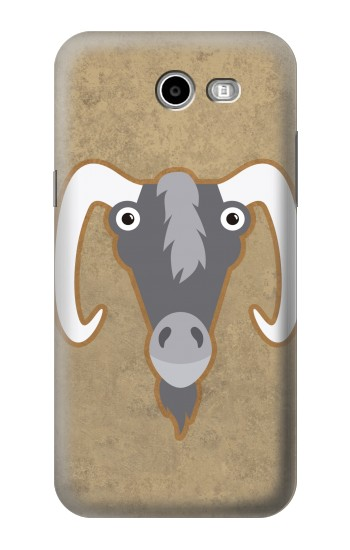 Printed Goat Cartoon Asus Zenfone 2 Laser ZE500KL Case
