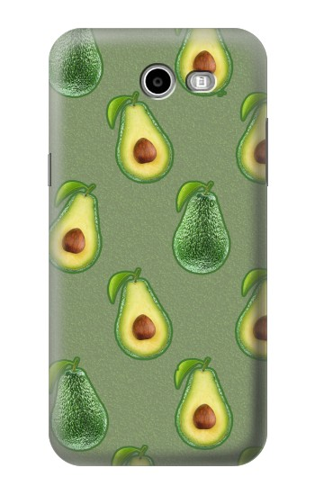 Printed Avocado Fruit Pattern Asus Zenfone 2 Laser ZE500KL Case