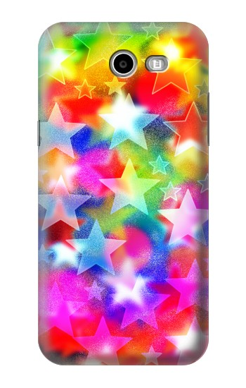 Printed Colourful Disco Star Asus Zenfone 2 Laser ZE500KL Case