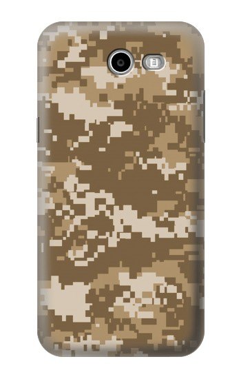Printed Army Camo Tan Asus Zenfone 2 Laser ZE500KL Case