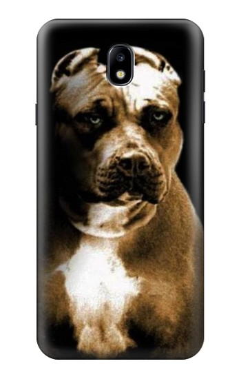 Printed PitBull Samsung Galaxy J7 (2018) Case