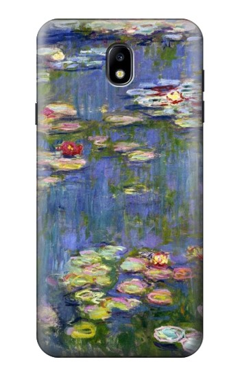 Printed Claude Monet Water Lilies Samsung Galaxy J7 (2018) Case