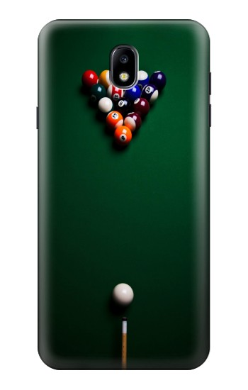 Printed Billiard Pool Samsung Galaxy J7 (2018) Case