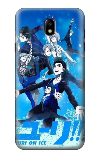 Printed Yuri On Ice Samsung Galaxy J7 (2018) Case