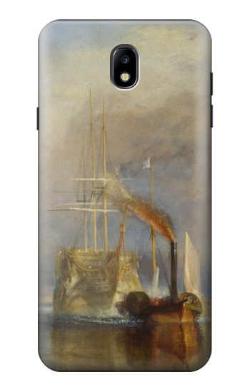 Printed Joseph Mallord William Turner The Fighting Temeraire Samsung Galaxy J7 (2018) Case
