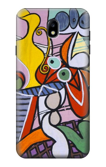 Printed Picasso Nude and Still Life Samsung Galaxy J7 (2018) Case