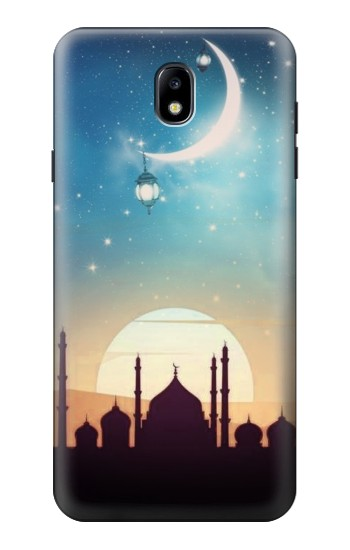 Printed Islamic Sunset Samsung Galaxy J7 (2018) Case