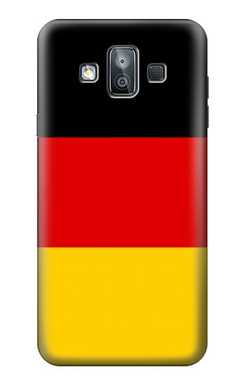 Printed Flag of Germany Samsung Galaxy J7 Duo Case