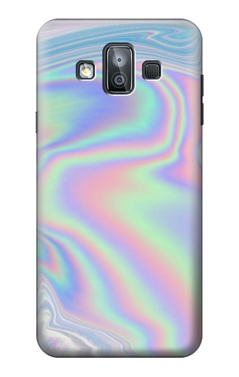 Printed Pastel Holographic Photo Printed Samsung Galaxy J7 Duo Case