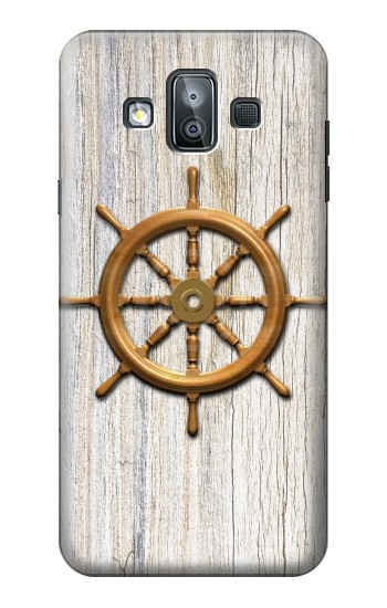 Printed Steering Wheel Ship Samsung Galaxy J7 Duo Case