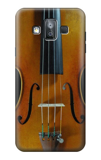 Printed Violin Samsung Galaxy J7 Duo Case