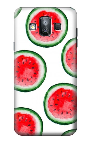 Printed Watermelon Pattern Samsung Galaxy J7 Duo Case