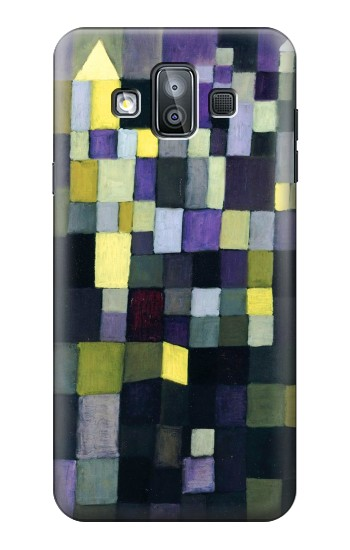 Printed Paul Klee Architecture Samsung Galaxy J7 Duo Case