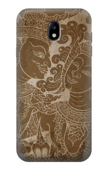 Printed Thai Traditional Art Samsung Galaxy Core I8260 Case