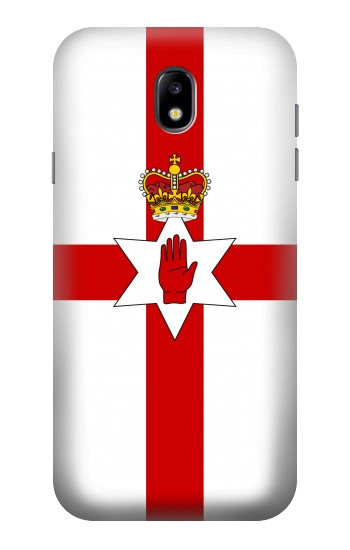 Printed Flag of Northern Ireland Samsung Galaxy Core I8260 Case
