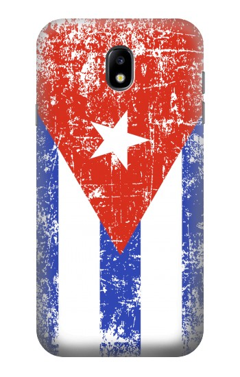 Printed Cuba Flag Samsung Galaxy Core I8260 Case