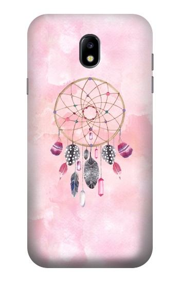 Printed Dreamcatcher Watercolor Painting Samsung Galaxy Core I8260 Case