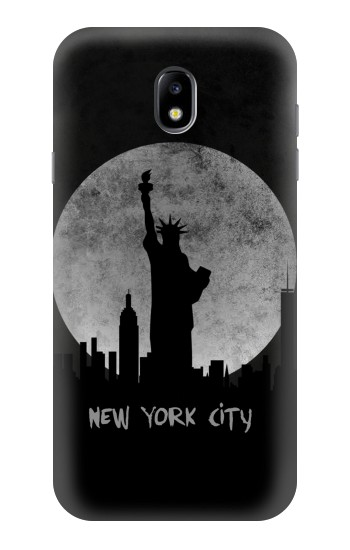 Printed New York City Samsung Galaxy Core I8260 Case