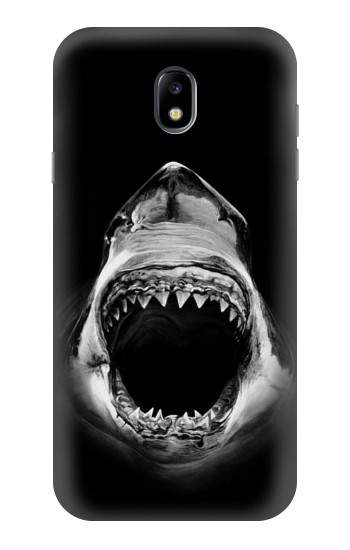 Printed Great White Shark Samsung Galaxy Core I8260 Case